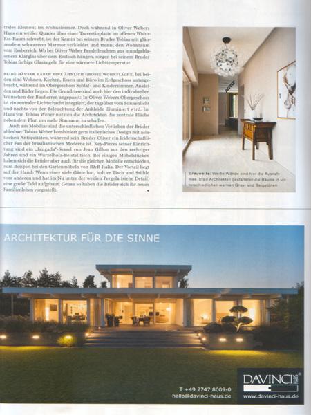 2017: Häuser Magazin - bfs-design
