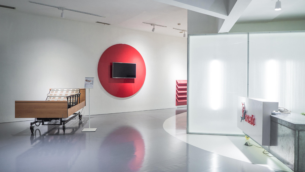 Mak showroom commission 2017 completion 2017 location jakarta indonesia type interior fitout site area 194 m2 client pt mega andalan kalasan