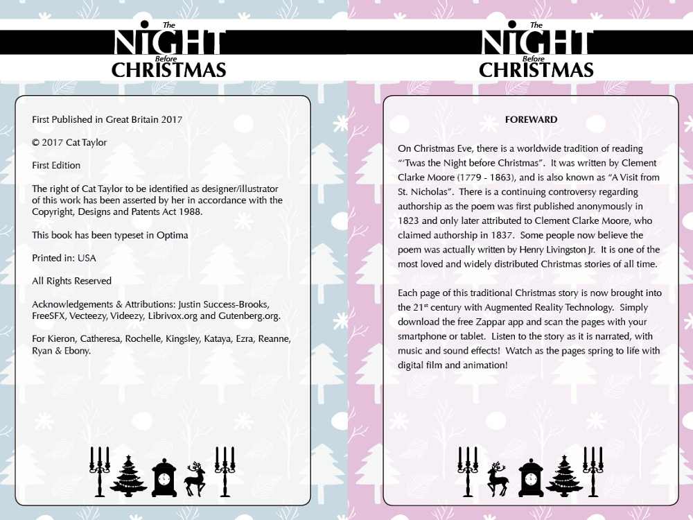 the night before christmas augmented reality book is available from wwwwizhezcom beginning of december 2017 you can also preorder online at wwwwizhez - Watch The Night Before Christmas Online Free